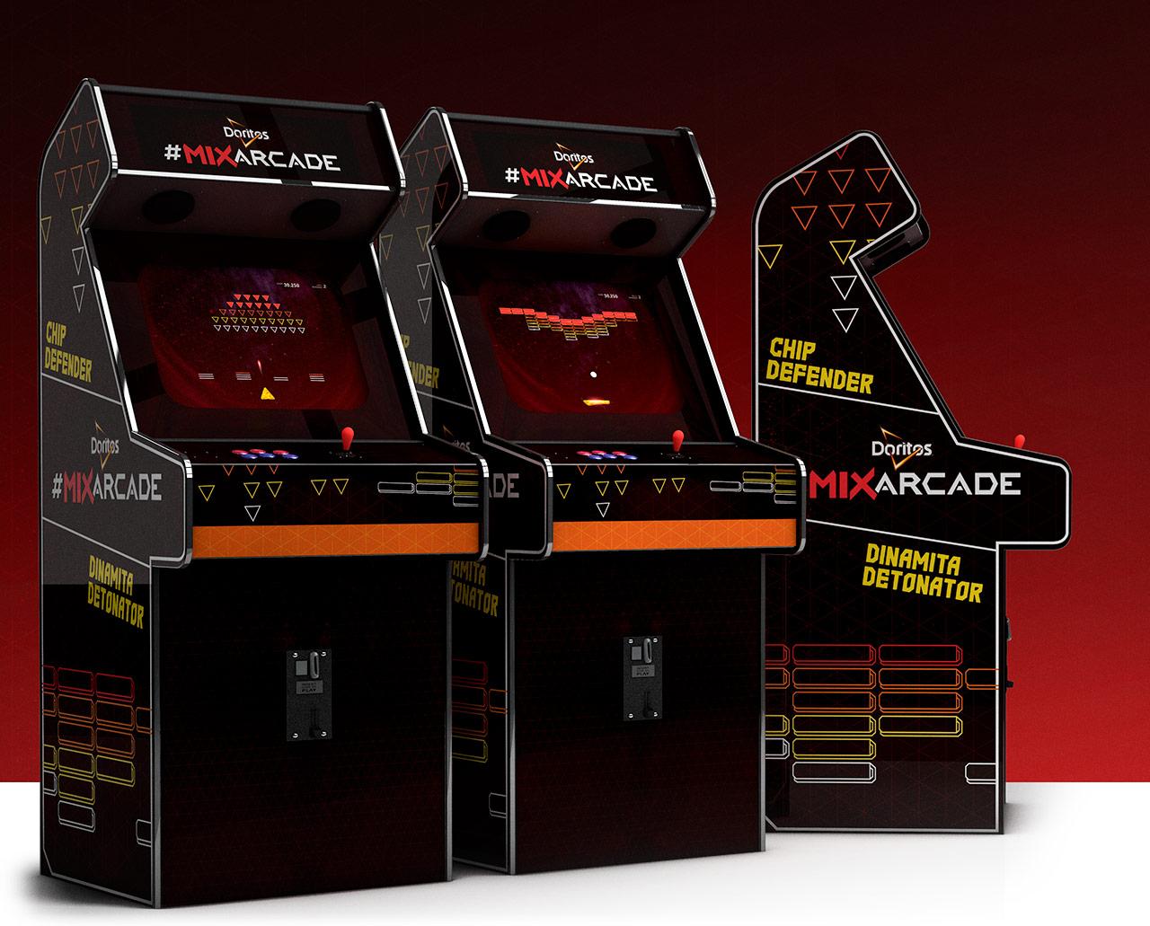 Doritos Mix Arcade